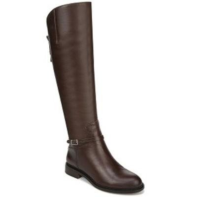 フランコサルト レディース ブーツ&レインブーツ シューズ Haylie Wide Calf High Shaft Boots Brown