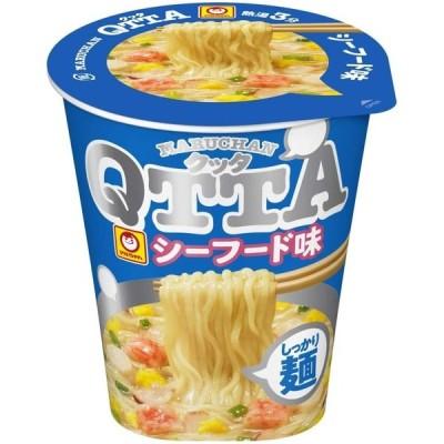MARUCHAN QTTA(クッタ) シーフード味 78g ×12個