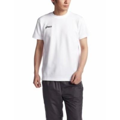 (アシックス)Asics Tシヤツ XA6126 0190 ホワイトxブラック 120
