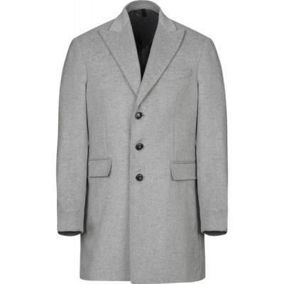 ドメニコ タリエンテ DOMENICO TAGLIENTE メンズ コート アウター coat Grey