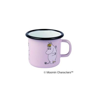 MOOMIN(ムーミン) ムーミンマグ スノークのおじょうさん ピンク MRA060128