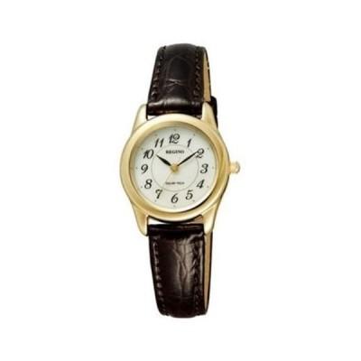 [シチズン]CITIZEN 腕時計 REGUNO レグノ ソーラーテック RL26-2081C レディース