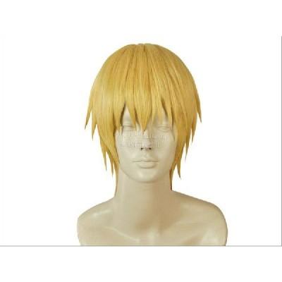 【コスプレウィッグ かつら cosplay wig】コスプレ 黒子のバスケ 海常高校 ウィッグ 黄瀬凉太