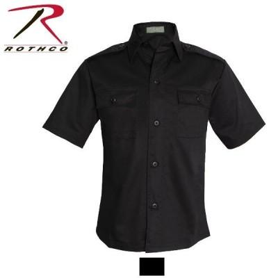 ロスコ 半袖 タクティカル シャツ ROTHCO S/S TACTICAL SHIRT30205