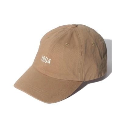 【カンタベリー】 WASHED LOW CAP メンズ カーキ フリー canterbury