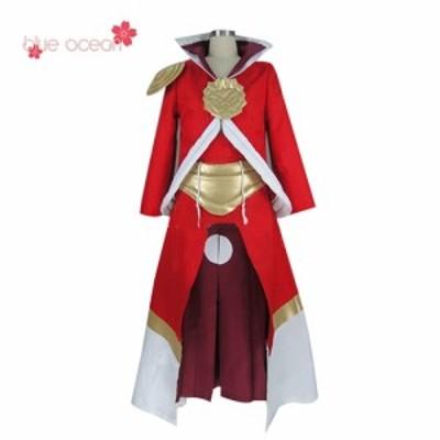 転生したらスライムだった件 ベニマル 紅丸 Benimaru  風 コスプレ衣装  cosplay ハロウィン  イベント 仮装