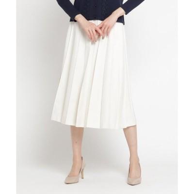 スカート リノツイルプリーツスカート