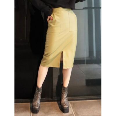 EMODA / ポケットタイトミディスカート WOMEN スカート > スカート