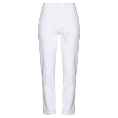 POLO RALPH LAUREN パンツ ホワイト 10 コットン 100% パンツ