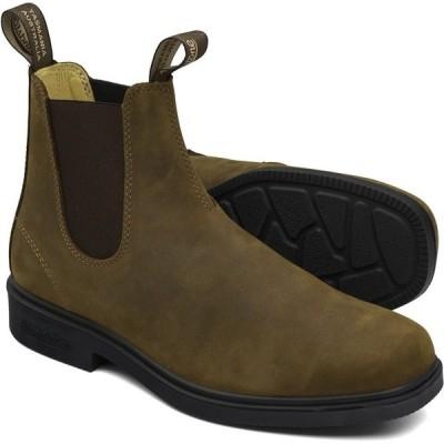 ブランドストーン Blundstone DRESS BOOTS #064 (ユニセックス) BS064680 クレイジーホース