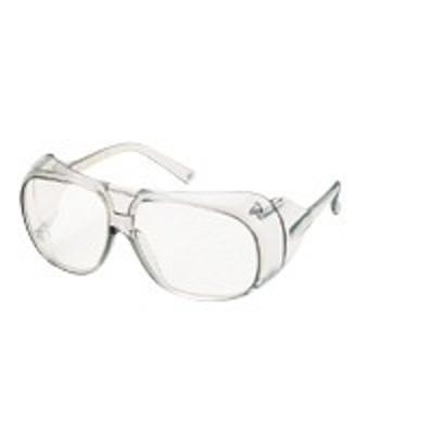 取寄 GS-70 二眼型セーフティグラス(プラスチックフレームタイプ) TRUSCO(トラスコ) レンズ色:クリア 1個 品番:t1260693