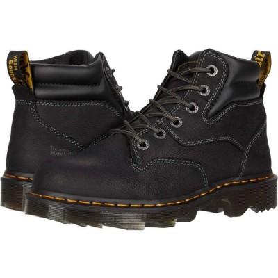 ドクターマーチン Dr. Martens Work メンズ シューズ・靴 Kelham Black