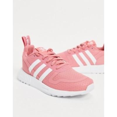 アディダス レディース スニーカー シューズ adidas Originals Swift Run sneakers in hazy rose Pink