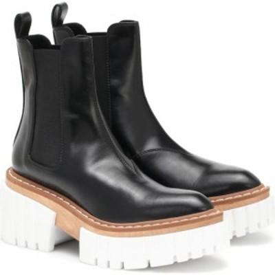 ステラ マッカートニー Stella McCartney レディース ブーツ チェルシーブーツ シューズ・靴 emilie chelsea boots Vint. Blk