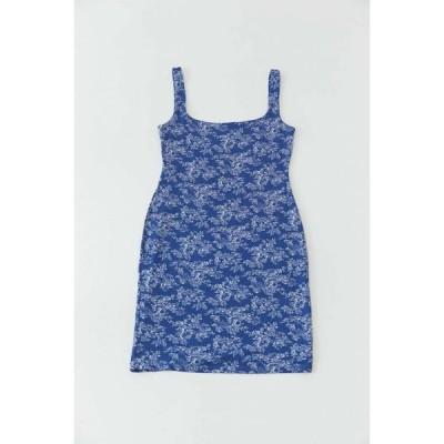 アーバンアウトフィッターズ Urban Outfitters レディース ボディコンドレス ワンピース・ドレス UO Justine Bodycon Knit Dress Blue Multi