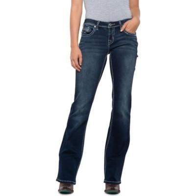 ロックアンドロールカウガール Rock & Roll Cowgirl レディース ジーンズ・デニム ブーツカット Rival Extra Stretch Jeans - Low Rise, Bootcut