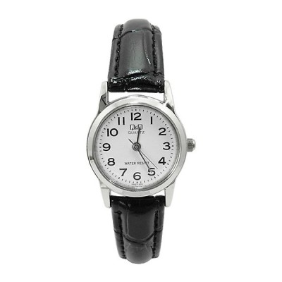 CITIZEN Q&Q シチズン 腕時計 レザーベルト VM27-304