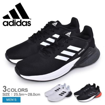 アディダス ADIDAS ランニングシューズ レスポンス SR M RESPONSE SR M LDC88 メンズ 靴 シューズ スニーカー ブランド ランニング ジョギング トレーニング ジム