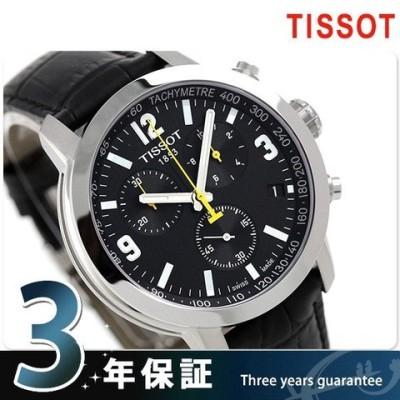 ティソ T-スポーツ PRC 200 クロノグラフ 42mm 腕時計 T055.417.16.057.00 TISSOT