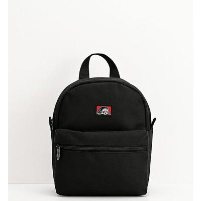ラーキングクラス LURKING CLASS BY SKETCHY TANK レディース バックパック・リュック バッグ Lurking Class by Sketchy Tank Black Mini Backpack Black