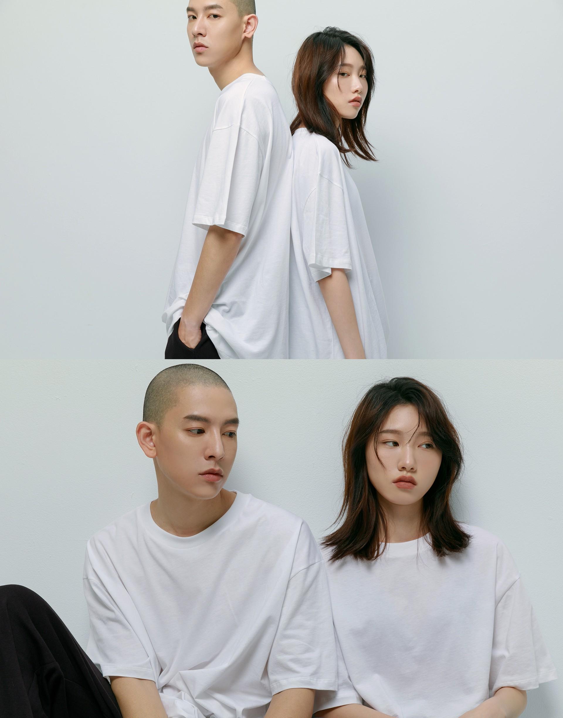 COOL涼爽夏季短TEE-中-Genquo
