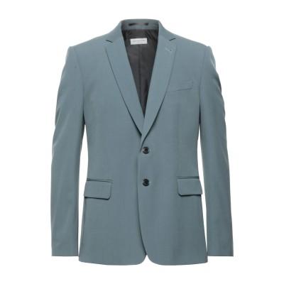 ドリス ヴァン ノッテン DRIES VAN NOTEN テーラードジャケット グレー 54 ウール 55% / ポリエステル 45% テーラードジ
