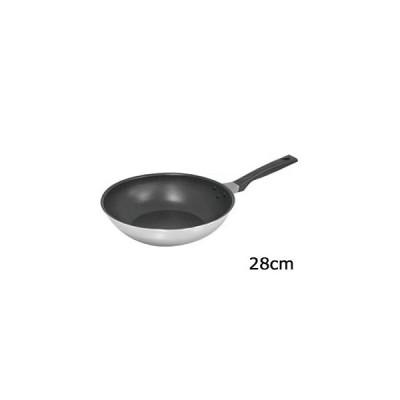 ウルシヤマ金属  IHルミエール いため鍋 28cm