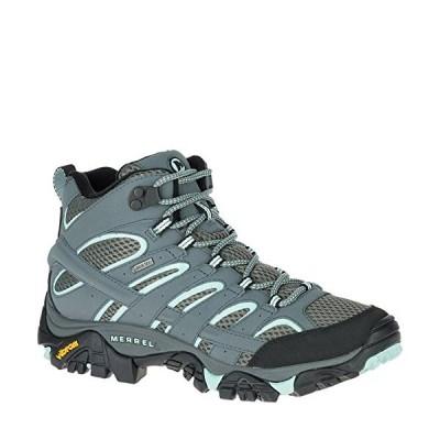 Merrell レディース Moab 2 ミッド Gtx Hiking ブーツ, セドナ Sage, 7.5 M US(海外取寄せ品)