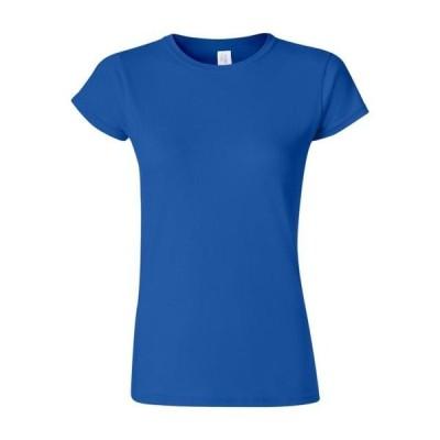レディース 衣類 トップス Gildan - Softstyle Women's T-Shirt - 64000L Tシャツ