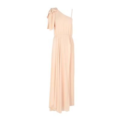 BABYLON ロングワンピース&ドレス ライトピンク 38 ポリエステル 100% ロングワンピース&ドレス