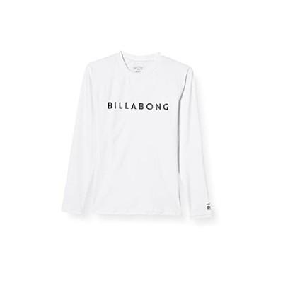[ビラボン] ラッシュガード BB011853 メンズ WHT M