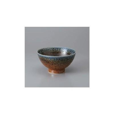和食器 丼 民芸藍流し5.8京丼 どんぶり 食器 陶器 ボウル