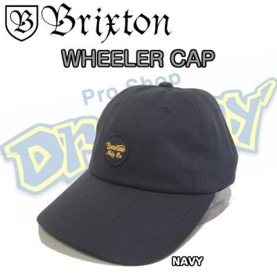 BRIXTON ブリクストン WHEELER CAP ワンサイズ キャップ 帽子 西海岸 カリフォルニア サーフィン