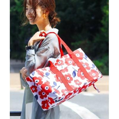 Fashion Letter / 保冷・保温機能付き 大容量  花柄レジカゴバッグ エコバッグ WOMEN バッグ > エコバッグ/サブバッグ