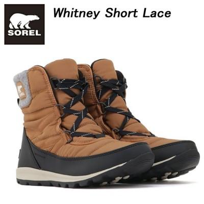 ソレル ブーツ ウィットニーショートレース NL3432 SOREL Whitney Shortlace レディース【送料無料】