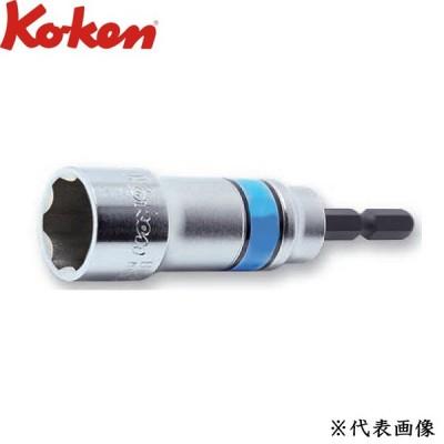 Ko-ken コーケン 1/4 6.35mm H サーフェイスセミディープリードソケット 8mm  BD014XN-8SF