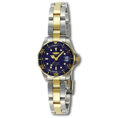 腕時計 インヴィクタ レディース Invicta 8942 Women's Pro Diver Blue Dial Two Tone Steel Watch