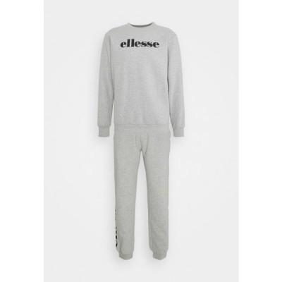 エレッセ メンズ ファッション JAMA SET - Tracksuit - grey