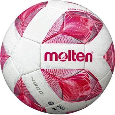 モルテン レディース ヴァンタッジオ4900 シバヨウ 芝用 サッカーボール 公式試合球 F5A4900P