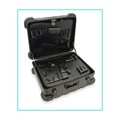 Military Type Super-Size Tool Case: 17.5 x 20 x 9.75 Color: Black【並行輸入品】