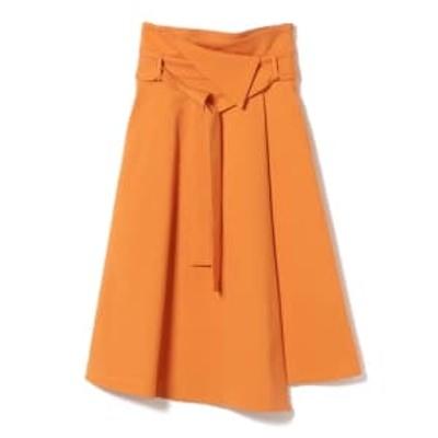 【アウトレット】THE IRON / ハイウエスト Aラインスカート