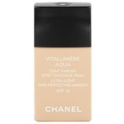 シャネル CHANEL ヴィタルミエール アクア #B30 ベージュ 30ml 化粧品 コスメ