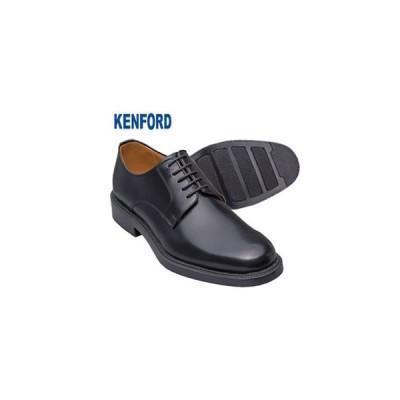 ケンフォード メンズ ビジネスシューズ KENFORD K641L ブラック 黒 靴 就職祝 成人式 就活 リクルート 父の日 プレゼント