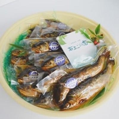 あまごの甘露煮 桶詰め18尾(2尾×9袋)