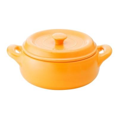 耐熱セラミック鍋 セラウェア マルチポット21cm(イエロー)【製造元出荷】