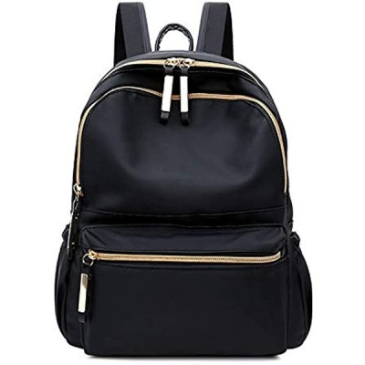 リュック リュックサック ママリュック マザーズバッグ A4 シンプル 大人 可愛い(ブラック)