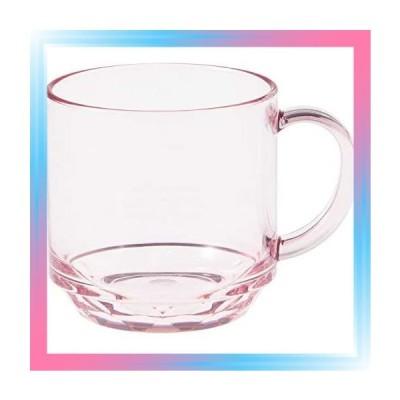 2 ピンク/1 200ml マグカップ クリスタルマグ ピンク 200ml 7 x
