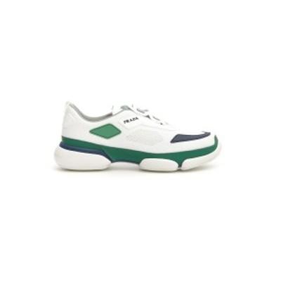 PRADA/プラダ Mixed colours Prada cloudbust sneakers メンズ 春夏2020 2EG253 2ODB ik
