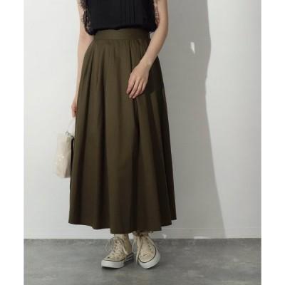 スカート AULIマキシスカート