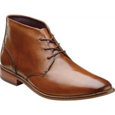 フローシャイム Florsheim メンズ ブーツ チャッカブーツ シューズ・靴 Montinaro Chukka Boot Saddle Tan Smooth Leather